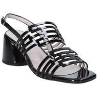 kengät Naiset Sandaalit ja avokkaat Grace Shoes 123001 Musta