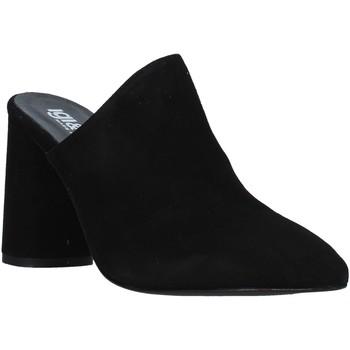 kengät Naiset Puukengät IgI&CO 5187800 Musta