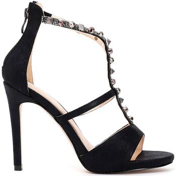 kengät Naiset Sandaalit ja avokkaat Café Noir MC902 Musta
