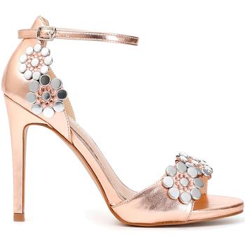 kengät Naiset Sandaalit ja avokkaat Café Noir MC905 Vaaleanpunainen