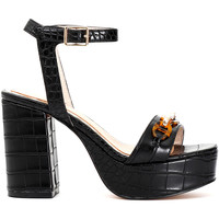 kengät Naiset Sandaalit ja avokkaat Café Noir MA924 Musta