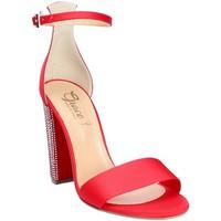 kengät Naiset Sandaalit ja avokkaat Grace Shoes 1569 Punainen