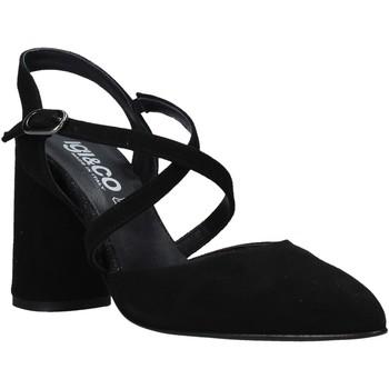 kengät Naiset Sandaalit ja avokkaat IgI&CO 5187600 Musta