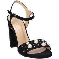 kengät Naiset Sandaalit ja avokkaat Grace Shoes 1396 Musta