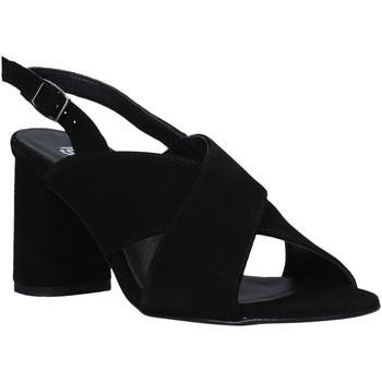 kengät Naiset Sandaalit ja avokkaat IgI&CO 5192222 Musta