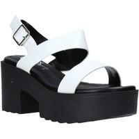 kengät Naiset Sandaalit ja avokkaat Onyx S20-SOX761 Valkoinen