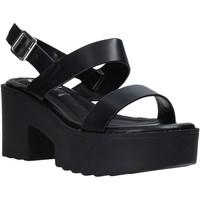kengät Naiset Sandaalit ja avokkaat Onyx S20-SOX761 Musta
