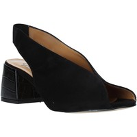 kengät Naiset Sandaalit ja avokkaat Grace Shoes 1576002 Musta