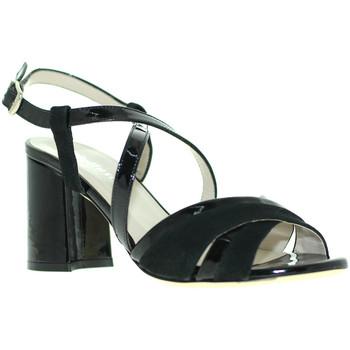 kengät Naiset Sandaalit ja avokkaat Melluso S529 Musta