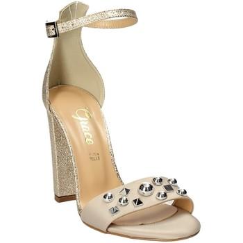 kengät Naiset Sandaalit ja avokkaat Grace Shoes 1467 Vaaleanpunainen