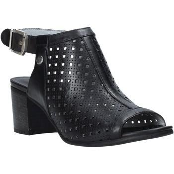 kengät Naiset Sandaalit ja avokkaat Nero Giardini E012290D Musta