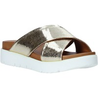 kengät Naiset Sandaalit Bueno Shoes 9N3408 Kulta