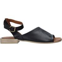 kengät Naiset Sandaalit ja avokkaat Bueno Shoes Q5602 Musta