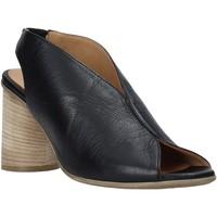 kengät Naiset Sandaalit ja avokkaat Bueno Shoes Q6503 Musta