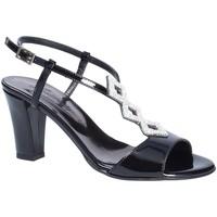 kengät Naiset Sandaalit ja avokkaat Susimoda 2796 Musta