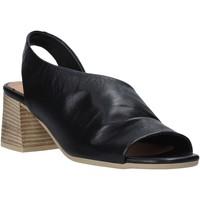 kengät Naiset Sandaalit ja avokkaat Bueno Shoes N1300 Musta
