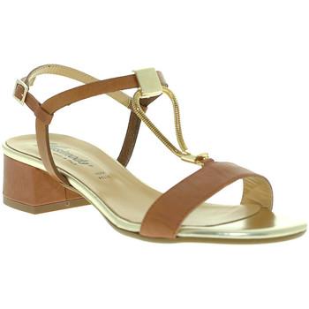 kengät Naiset Sandaalit ja avokkaat Susimoda 2793 Ruskea