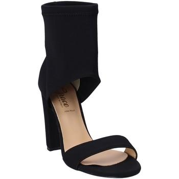 kengät Naiset Sandaalit ja avokkaat Grace Shoes 1571 Musta