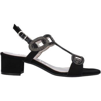 kengät Naiset Sandaalit ja avokkaat Comart 083307 Musta