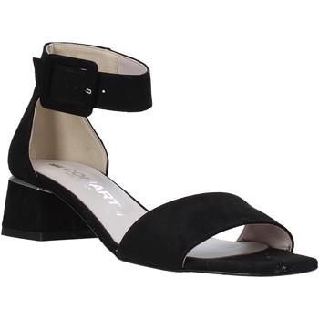 kengät Naiset Sandaalit ja avokkaat Comart 3C3421 Musta
