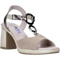 kengät Naiset Sandaalit ja avokkaat Comart 4C2361 Beige