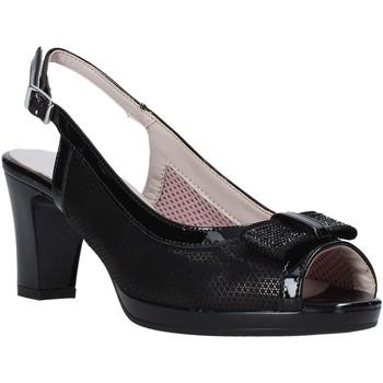 kengät Naiset Sandaalit ja avokkaat Comart 323322 Musta
