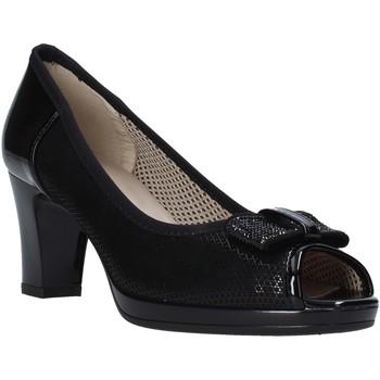 kengät Naiset Sandaalit ja avokkaat Comart 323323 Musta