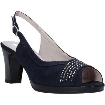 kengät Naiset Sandaalit ja avokkaat Comart 323320 Sininen