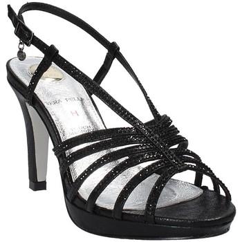 kengät Naiset Sandaalit ja avokkaat Osey SA0565 Musta
