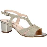 kengät Naiset Sandaalit ja avokkaat Susimoda 2786 Keltainen