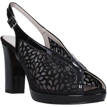 kengät Naiset Sandaalit ja avokkaat Comart 303335 Musta