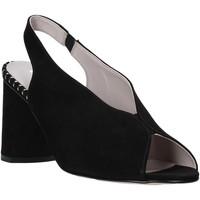 kengät Naiset Sandaalit ja avokkaat Comart 7B3418 Musta