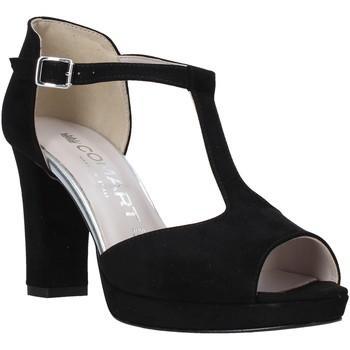 kengät Naiset Sandaalit ja avokkaat Comart 303336 Musta