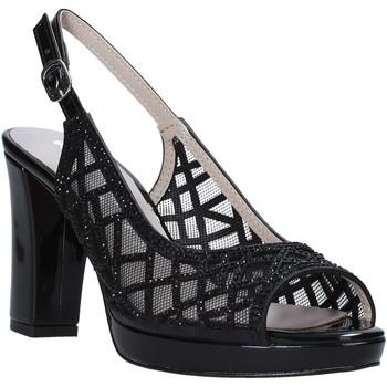 kengät Naiset Sandaalit ja avokkaat Comart 303331 Musta