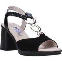 kengät Naiset Sandaalit ja avokkaat Comart 4C2361 Musta