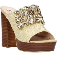 kengät Naiset Sandaalit Love To Love ELI4177 Ruskea