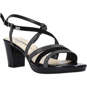 kengät Naiset Sandaalit ja avokkaat Valleverde 38535 Musta