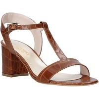 kengät Naiset Sandaalit ja avokkaat Casanova LING Ruskea