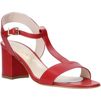 kengät Naiset Sandaalit ja avokkaat Casanova LING Punainen