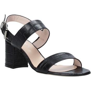 kengät Naiset Sandaalit ja avokkaat Casanova LIVIA Musta