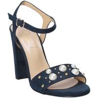 kengät Naiset Sandaalit ja avokkaat Grace Shoes 1396 Sininen