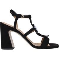 kengät Naiset Sandaalit ja avokkaat Grace Shoes 2384008 Musta
