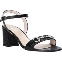 kengät Naiset Sandaalit ja avokkaat Casanova LUNT Musta