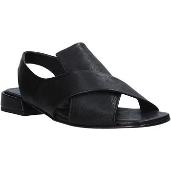 kengät Naiset Sandaalit ja avokkaat Mally 5763R Musta