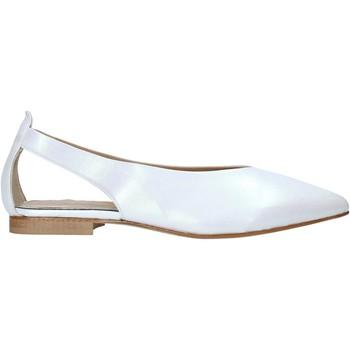 kengät Naiset Sandaalit ja avokkaat Mally 6817 Valkoinen