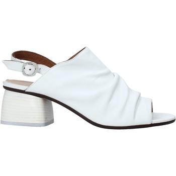 kengät Naiset Korkokengät Mally 6806 Valkoinen