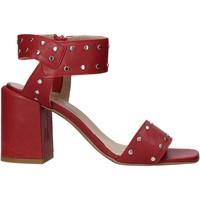 kengät Naiset Korkokengät Mally 6278B Punainen