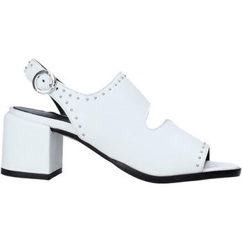 kengät Naiset Korkokengät Mally 6868 Valkoinen