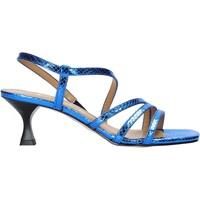 kengät Naiset Korkokengät Grace Shoes 855K029 Sininen