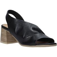 kengät Naiset Sandaalit ja avokkaat Bueno Shoes 9N1300 Musta